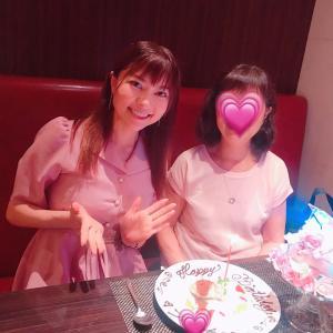 #グランドニッコー東京台場 2階 #イタリアン で #お祝いプレート #お誕生日 #お母さん