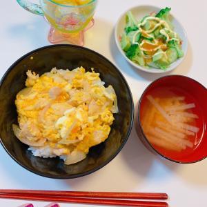 #親子丼 #センチョク さんの #日南鳥 で #お母さん が調理❤️ #おうちごはん