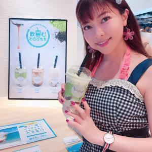 #イーアス豊崎 #天使のわらび餅 #めっちゃ美味しい #沖縄 でここだけ! #飲むわらび餅