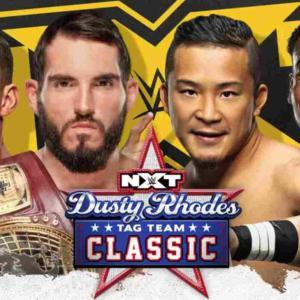 KUSHIDAが新技ハンマーロックスープレックスホールドで再び北米王者からピンフォール勝ち!【NXT・2021.1.20・PART1】