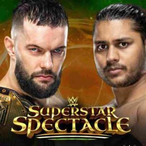 WWE・2021.1.26・スーパースタースペクタクル2021・試合結果