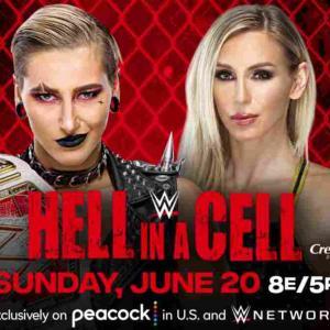 WWE・2021.6.20・ヘルインアセル2021・試合結果・PART1【日本時間21日・午前9時開始】