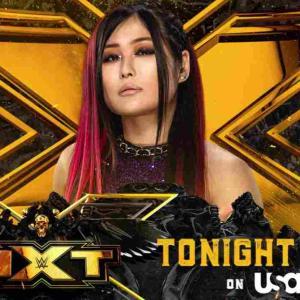 紫雷イオがゾーイ・スタークスと共闘&NXT女子タッグ王者組を撃退!【NXT・2021.6.15・PART2】