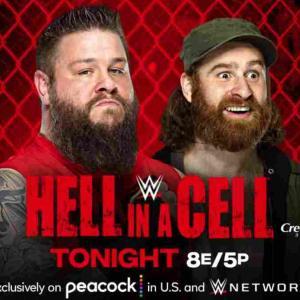 WWE・2021.6.20・ヘルインアセル2021・試合結果・PART2【サミ・ゼイン~】