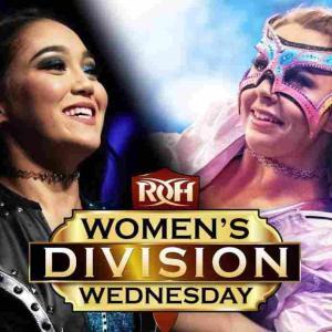 ロックCがコードレッドでレイニー・ラックに快勝!【ROH・2021.6.16】
