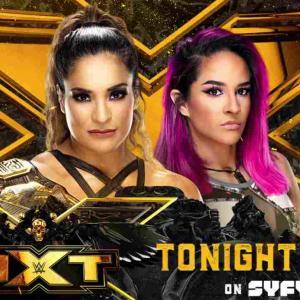 ダコタ・カイが裏切り、NXT女子王者ラクエル・ゴンザレスにフロントキック!【NXT・2021.7.27・PART2】