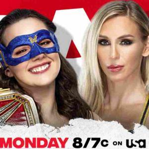 ノーホールズバードマッチ、ニッキー・A.S.H.対シャーロット・フレアー!【RAW・2021.8.2・PART2】