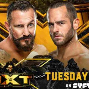 《日本時間4日・午前9時開始》ボビー・フィッシュ対ロデリック・ストロング!インディ・ハートウェルの恋の行方は?【NXT・2021.8.3・PART1】