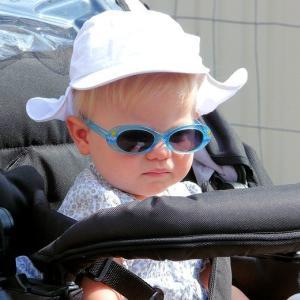 一人で子供のお散歩デビュー!赤ちゃんが外へ出る必要性