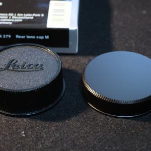Leica Mマウント キャップ