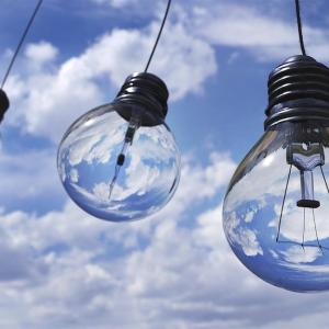 電気代74%減!私流の簡単な節電方法と満足な暮らし ◡̈♪