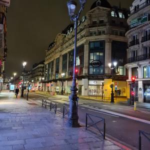 フランスの夜間外出禁止令について思うこと