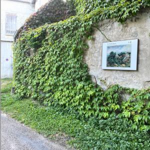 パリから日帰り旅行:印象派の画家達が愛した村(2)