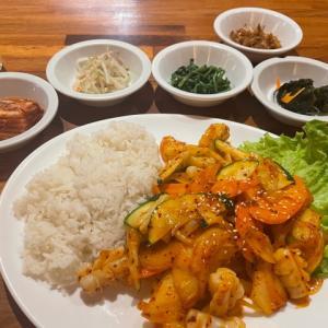 パリの韓国料理レストランでオバサンしちゃった
