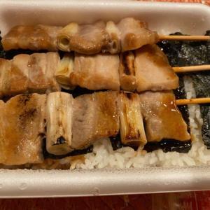 ハセガワストアのやきとり弁当が、札幌で食べられる!
