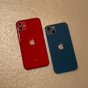 iPhone13に買い替えたので、スマホのおもひでを振り返る