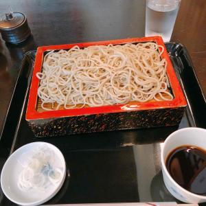 蕎麦 ー食べログ百名店の神田まつやに行ってみたー