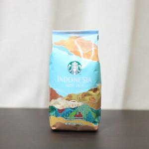 【スタバ季節限定】インドネシア ウェスト ジャバ|コーヒー豆をレビュー