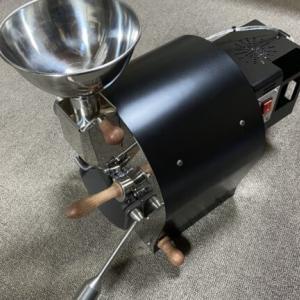 コーヒー焙煎機「KALDI Fortis」 が届きました!