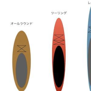 【無謀?】安定性重視の釣り用SUPからスピード重視のツーリングSUPに乗り替えます
