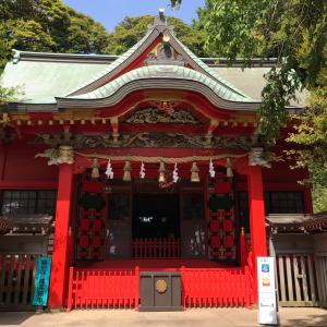 竜宮城?姫榊の江島神社参拝ツアー報告その3