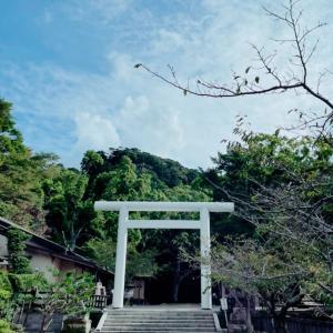 姫榊の安房神社同行参拝開催しました!記 2021/09/28