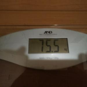 ダイエット生活8週目