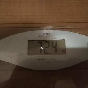 ダイエット生活16週目