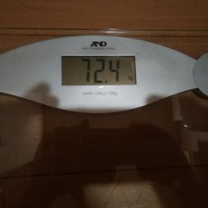 ダイエット生活24週間