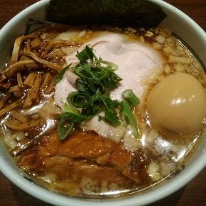新宿「創始麺屋武蔵」