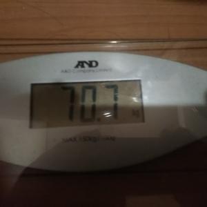 ダイエット生活49週間