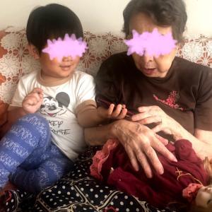 祖母の頭の中