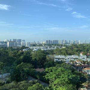 シンガポール ホテル隔離生活(SHN)⑬ SHN11日目 突然の雷雨とありがたい差し入れ⑤