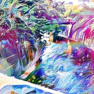 作品: 早秋の夕景 下町情緒 Early autumn evening view Shitamachi atmosphere : 戒's gallery