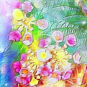作品: 花 秋 碧光の再現度 Flower autumn blue light reproducibility : 戒's gallery