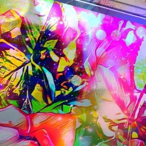 a-549 薔薇 トロピカルサンデー Rose Tropical sundae アクリルキーホルダー