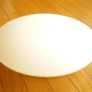 アイリスオーヤマ 6畳用 LEDシーリングライト CL6D-5.0 購入 レビュー