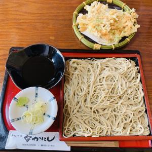 【なかにし@千葉・市原市】手打ちの絶品お蕎麦&サクサク天ぷらが楽しめる人気店