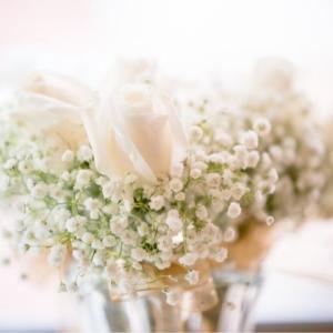 もうすぐ結婚4周年…花婚式です