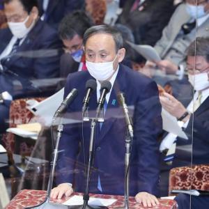 菅首相、検査中
