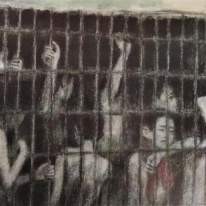 韓国のウリ教育社、強制連行されて檻に入れられている朝鮮人少年の挿絵が偽物であることを認める