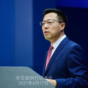 【国際貢献】中国外交部「中国の宇宙ステーションを全人類の実験室に」