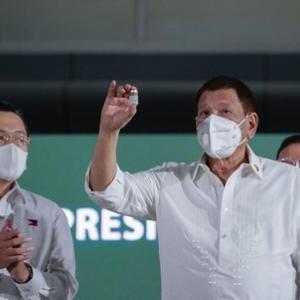 【フィリピン大統領】 「接種しなければ投獄」 ワクチン拒否の国民に