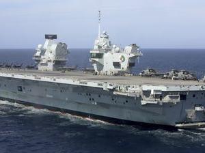 中国「イギリスよアメリカの真似をするな 南シナ海に介入すれば対艦ミサイルで一撃だ」