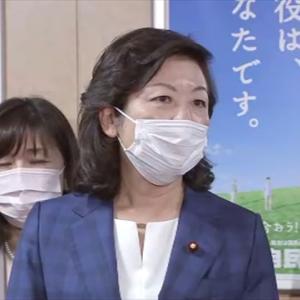 野田聖子氏、推薦人20人確保 総裁選出馬表明