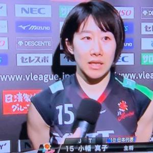 小幡真子の母親は久光製薬の選手だった!旧姓は河上で成績は?