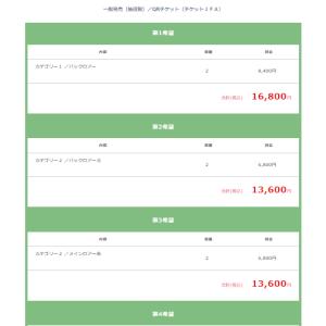 【日本代表オーストラリア戦】チケット抽選申し込み完了!当選確率を上げる選択方法は?