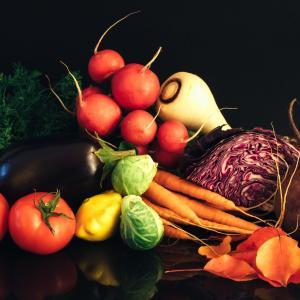 野菜がエイリアン化
