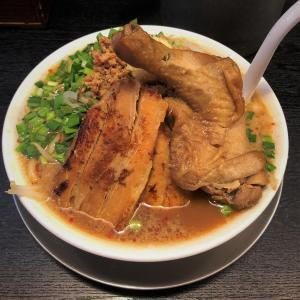 """""""台湾鶏二郎ラーメン""""って知ってる?「つけめん舎 一輝」〈愛知県岡崎市〉"""