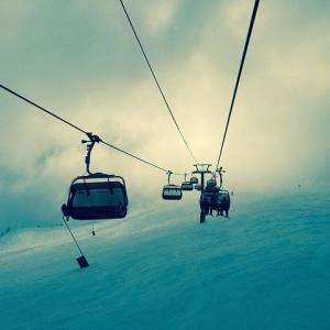 家族で楽しんだ2度目のスキー